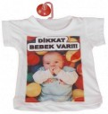 - Mini t-shirt baskı