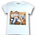 - T-shirt baskı (No:8 Beden)