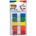 POST-IT - POST-IT 683-5KP İNDEX 5 RENK 20yp