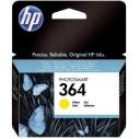 HP - HP CB320EE MÜREKKEP KARTUŞ SARI (364)