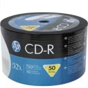 HP - HP CD-R 52x 50 ADET SHRINK