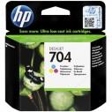 HP - HP CN693AE MÜREKKEP KARTUŞ RENKLİ (704)