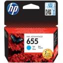 HP - HP CZ110A MÜREKKEP KARTUŞ MAVİ (655)