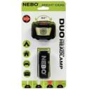 NEBO - Nebo 6444 Duo 250 Lümen Kafa Feneri (Blisterli)