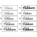 PELİKAN - Pelikan Dolma Kalem Pura P40 Gümüş-Mavi (1)
