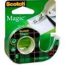 SCOTCH - SCOTCH 8-1975D MAGİC BANT KESİCİLİ 19mmx7,5m