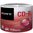 SONY - SONY CD-R 52x 50 ADET SHRINK