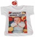 - Mini t-shirt baskı