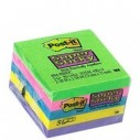 POST-IT - POST-IT 654S-N SUPER STİCKY 5 NEON RENK 76x76
