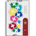VICTORINOX ÇAKI - Victorinox 0.7107.841 SwissCard VX Colors