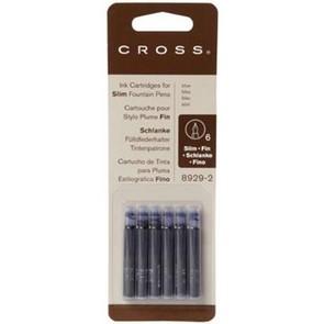 Cross İnce Kartuş Mavi 8929-2