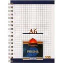 GIPTA - GIPTA A6 PRISMA SPİRALLİ BLOKNOT 100yp KARELİ