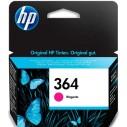 HP - HP CB319EE MÜREKKEP KARTUŞ KIRMIZI (364)