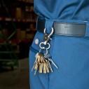 KEYBAK - Key-Bak 0309-904 Large Trigger Anahtarlık Halkası (1)