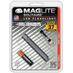 MAGLITE - Maglite SJ3A096Y Solitaire AAA LED Fener (Blisterli)