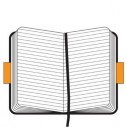 MOLESKINE - Moleskine Beyaz Sert Kapak Defter (Çizgili - 9x14) 7177 (1)