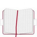 MOLESKINE - Moleskine Kırmızı Sert Kapak Defter (Kareli - 9x14) 0291 (1)