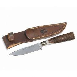 MUELA - Muela NICKER-11A.E Nicker Geyik Boynuzu Saplı Bıçak (1)