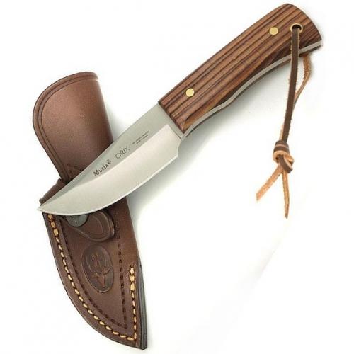 Muela ORIX-8NL Kingwood Ağaç Yüzeyli Bıçak