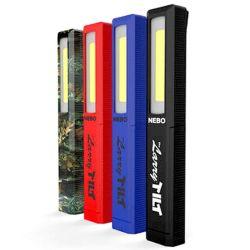 NEBO - Nebo 6539 Larry Tilt 120 Lümen LED Fener 24lü Stand