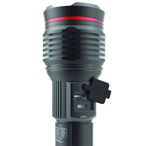 Nebo 6697 Redline Blast 3200 Lümen Powerbank Şarjlı LED Fener