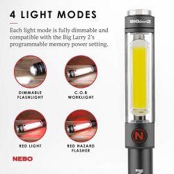 NEBO - Nebo 6737 Big Larry 2 500 Lümen LED Fener (1)