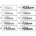PELİKAN - Pelikan Dolma Kalem Pura P40 Gümüş-Siyah (1)