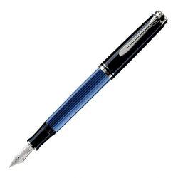 PELİKAN - Pelikan Dolma Kalem Souveran M605 Mavi