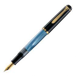 PELİKAN - Pelikan Dolma Kalem Souveran M200 Mavi