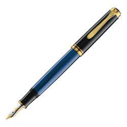 PELİKAN - Pelikan Dolma Kalem Souveran M400 Mavi