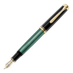 PELİKAN - Pelikan Dolma Kalem Souveran M600 Yeşil