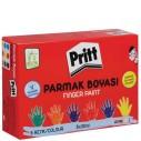 PRITT - PRITT PARMAK BOYASI 6 RENK 30ML