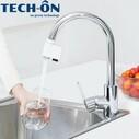 TECH-ON - Tech-On Tezgah Altı Akıllı Su Arıtıcısı TO-1SM Motorlu Kırmızı - (Kurulum Dahil) (1)