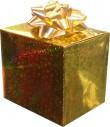 - Hediye kutusu-Sarı (Kupa için)