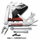 VICTORINOX ÇAKI - Victorinox 3.0339.N SwissTool X Plus (Naylon Kılıflı)