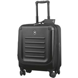 VICTORINOX TRAVEL GEAR - Victorinox 31318101 Spectra 2.0 Dual Access Extra-Capacity Tekerlekli Bavul