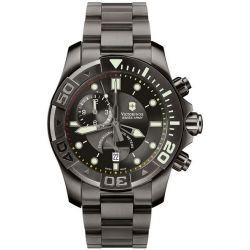 VICTORINOX SWISS ARMY - Victorinox Swiss Army 241424 Dive Master 500 Chronograph Saat