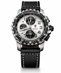 VICTORINOX SWISS ARMY - Victorinox Swiss Army 241450 Alpnach Chrono Mechanical Saat