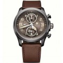 VICTORINOX SWISS ARMY - Victorinox Swiss Army 241520 Infantry Vintage Mechanical Chronograph Saat
